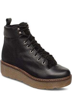 Shoe The Bear Bex L Shoes Boots Ankle Boots Ankle Boots Flat Heel