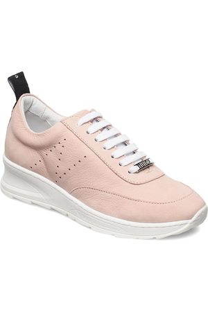 Nude of Scandinavia Peggy Låga Sneakers Vit