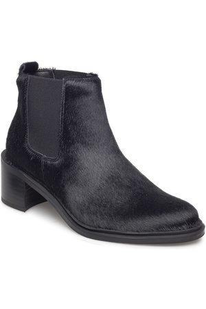 Royal RepubliQ Kvinna Ankelboots - Town Chelsea Pony Shoes Boots Ankle Boots Ankle Boots With Heel