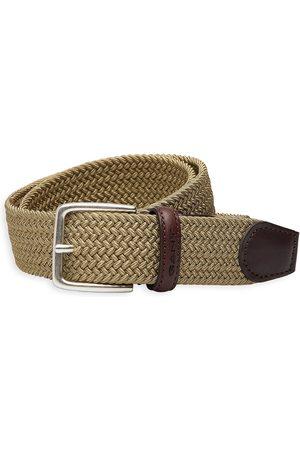 GANT Elastic Braid Belt Accessories Belts Braided Belt