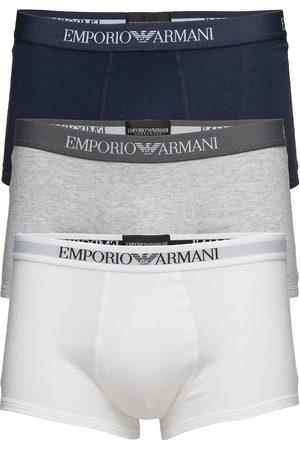Emporio Armani Mens Knit 3pack Trun Boxerkalsonger Multi/mönstrad