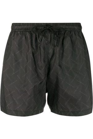 MARCELO BURLON Man Badshorts - All Over County Swim Shorts