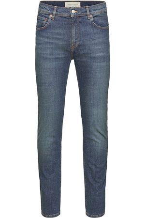 Jeanerica Man Slim - Sm001 Slimmade Jeans Blå