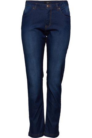 Zizzi Jeans, Long, Emily, Slim Fit Slimmade Jeans