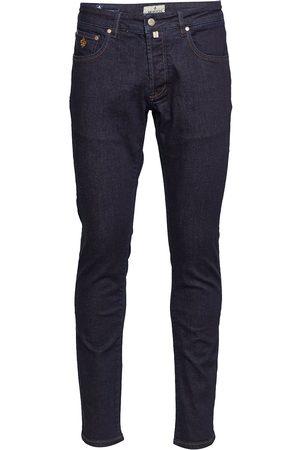 Morris Steve Jeans Skinny Jeans Blå