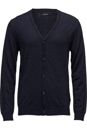 Matinique Man Stickade tröjor - Jambon Stickad Tröja Cardigan