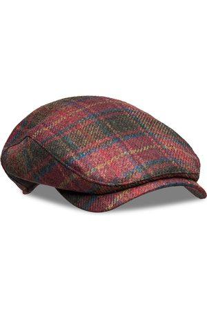 Wigens Ivy Contemporary Cap Accessories Headwear Flat Caps Röd