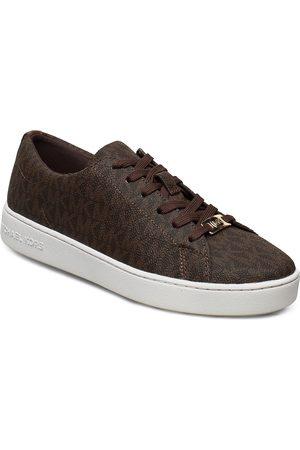 Michael Kors Kvinna Sneakers - Keaton Lace Up Låga Sneakers