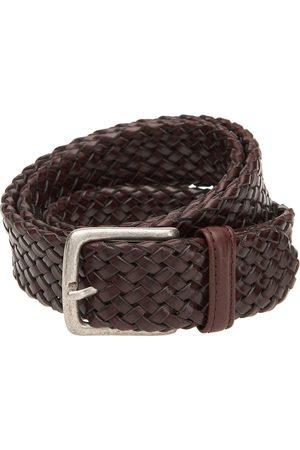 Amanda Christensen Man Bälten - Belt Accessories Belts Braided Belt