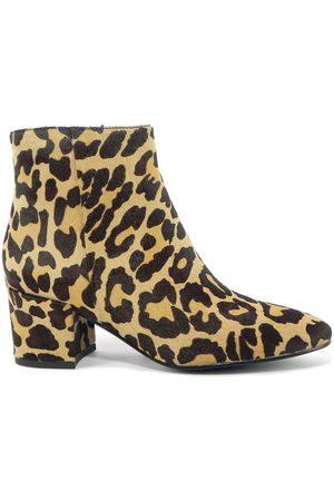 Bibi Lou Cavallino Ankle Boots