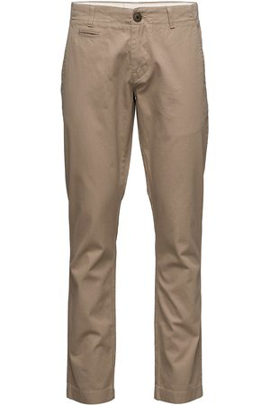 Knowledge Cotton Apparal Twisted Twill Chions''32 Chinos Byxor