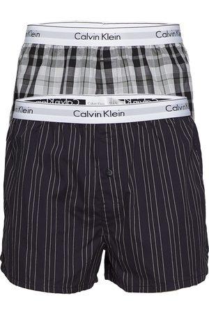 Calvin Klein Man Kalsonger - Boxer Slim 2pk Boxerkalsonger