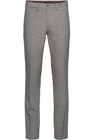Tommy Hilfiger Denton Chino Wool Look Flex Kostymbyxor Formella Byxor