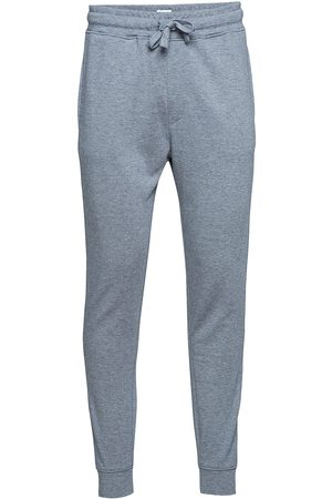 JBS of Denmark Man Joggingbyxor - Bamboo Pants Sweatpants Mjukisbyxor Blå