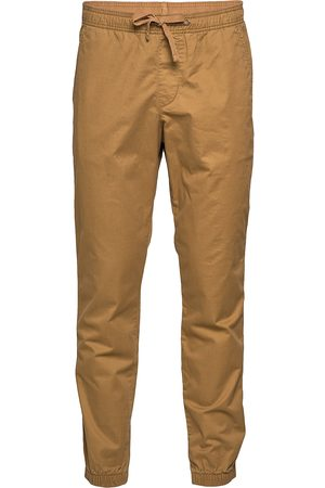 GAP Slim Twill Joggers With flex Casual Byxor Vardsgsbyxor