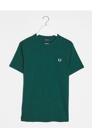 Fred Perry T-shirt med kantband