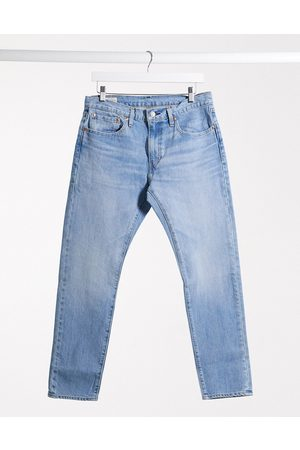 Levi's Levi's – 512 – Avsmalnande slim jeans i ljus, vintage tvätt