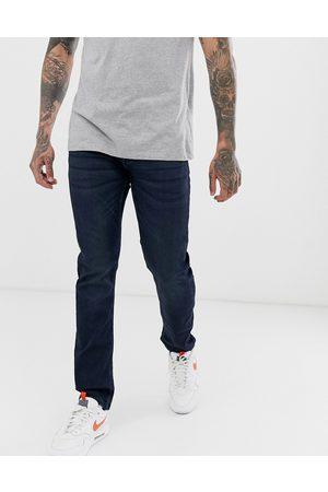 Only & Sons – Mörktvättade slim jeans med superstretch