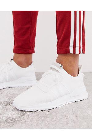 adidas – U-path – Vita skor i löparstil