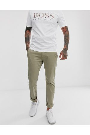 HUGO BOSS – Shino – chinos med smal passform