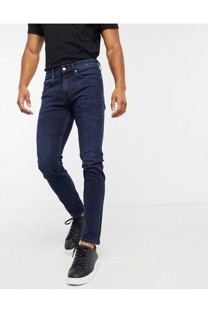 Calvin Klein – Skinny jeans i mörk tvätt