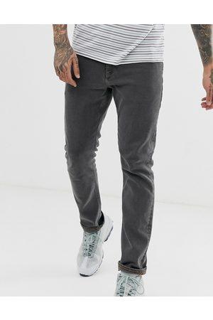 ASOS – Svarta slim jeans med stretch