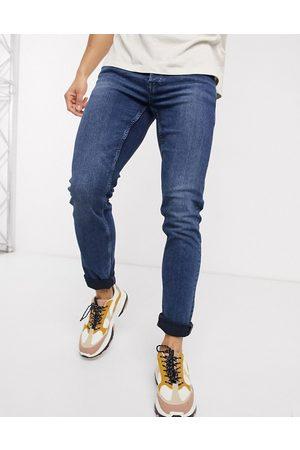 Only & Sons – Mörkblå slim jeans