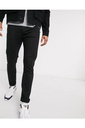 Weekday – Form – Svarta skinny jeans