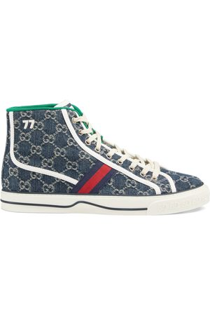 Gucci Man Sneakers - Men's Tennis 1977 high top sneaker