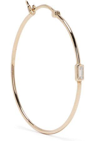 Metier by Tom Foolery Små diamantörhängen i 9K gult