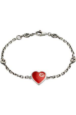 Gucci Man Armband - Armband med hjärta