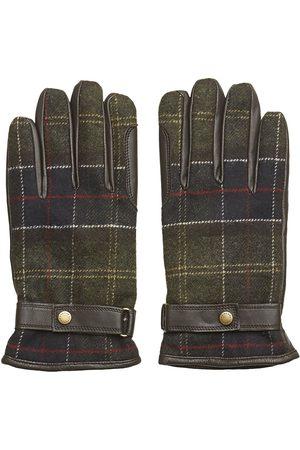 Barbour Man Handskar - Newbrough Tartan Glove Handskar