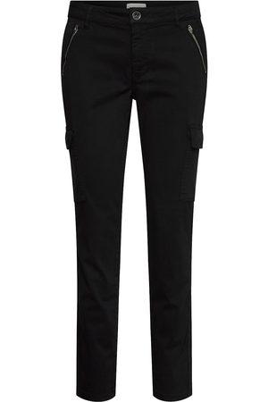 Pulz jeans Pxelva Pant Byxa Med Raka Ben Grön