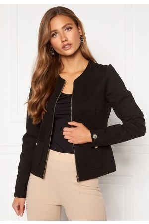 Chiara Forthi Jaquline button jacket Black S