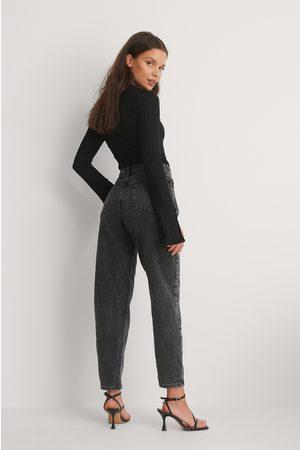 MANGO Mom-Jeans