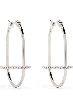 DELFINA DELETTREZ Kvinna Ringar - Diamantring i 18K vitguld