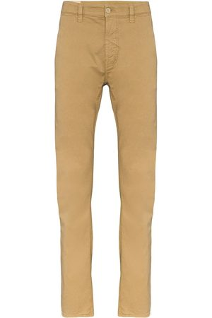 Nudie Jeans Chinos med smal passform
