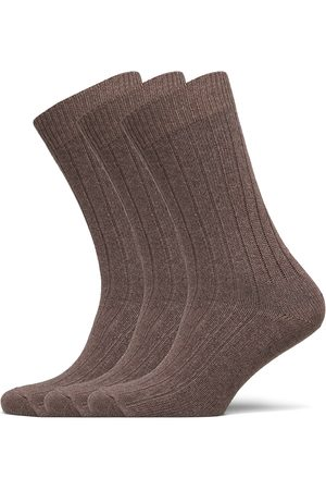 Amanda Christensen Man Strumpor - Supreme Sock 3-Pack Underwear Socks Regular Socks