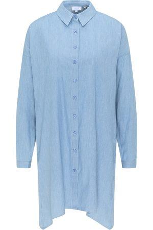 usha BLUE LABEL Kvinna Casual klänningar - Skjortklänning