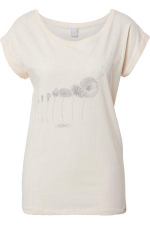 Iriedaily Kvinna T-shirts - T-shirt 'Evolution