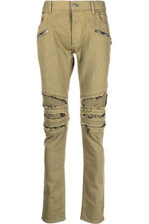 Balmain Man Skinny - Skinny-jeans med fickor