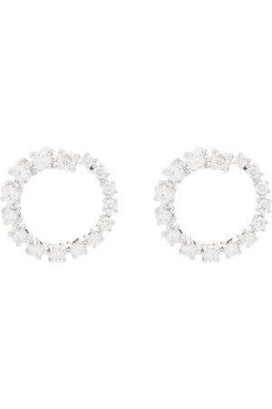 Dana Rebecca Designs Diamantörhängen i 14K vitguld