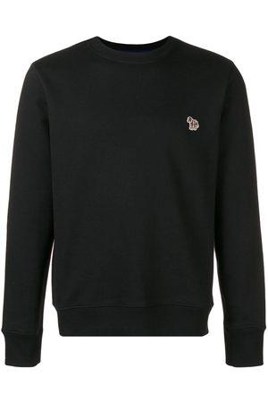 Paul Smith Man Sweatshirts - Tröja med broderad logotyp