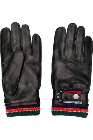 PAUL SMITH Man Handskar - Randiga handskar