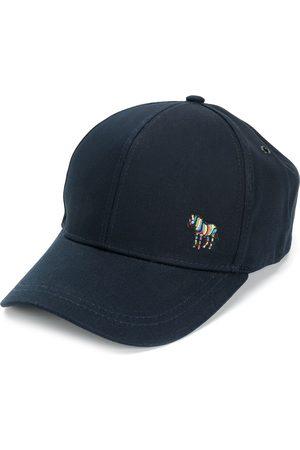 Paul Smith Man Kepsar - Embroidered zebra cap