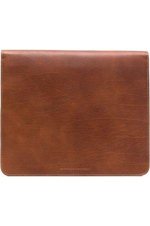 Brunello Cucinelli Man Laptopfodral - Laptopfodral med dragkedja