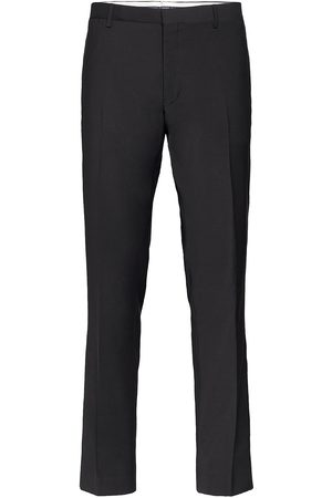 GANT Man Dressade byxor - D2. Slim Tuxedo Pant Kostymbyxor Formella Byxor
