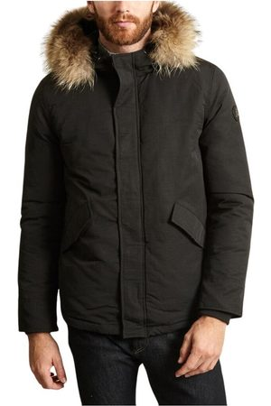 Just Over The Top Windsor Parka
