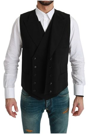 Dolce & Gabbana Formal Double Breasted Vest