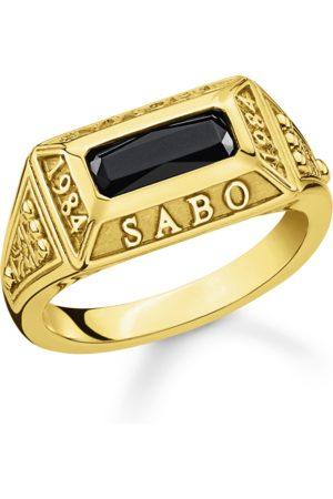 Thomas Sabo Ringar - Ring College Ring guld